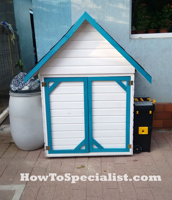 Building-a-wood-tool-shed