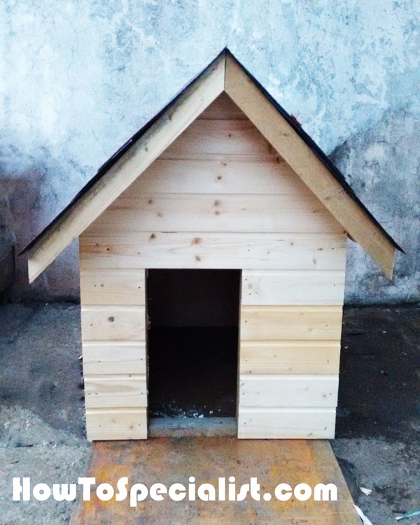 How-to-build-an-insulated-dog-house